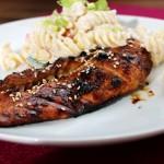 Asiatisk marineret kylling