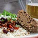 Chili con Carne med mørk chokolade og øl