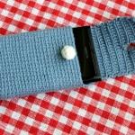 En lille hæklet lomme