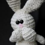 En hæklet Kanin