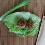 Kyllingefrikadeller med cashewnødder