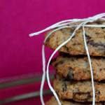 Skønne Cookies med masser af knas!