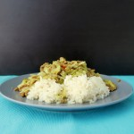 Spicy Karrykål med Oksekød